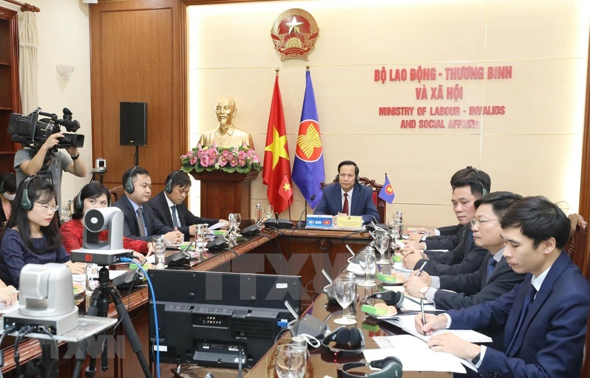 Vietnam is invited to the G20 Labour and Employment Ministers Meeting on September 10 as Chair of ASEAN 2020 (Photo: VNA)