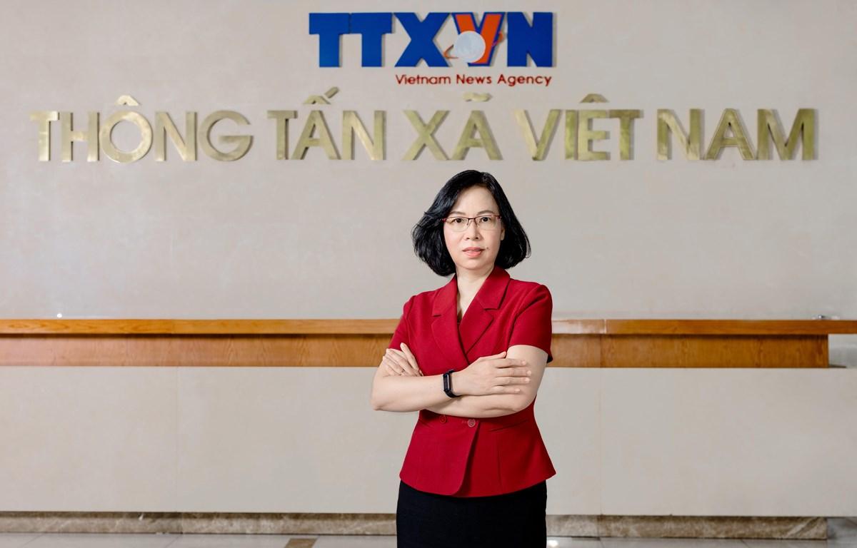 VNA General Director Vu Viet Trang (Photo: VNA)