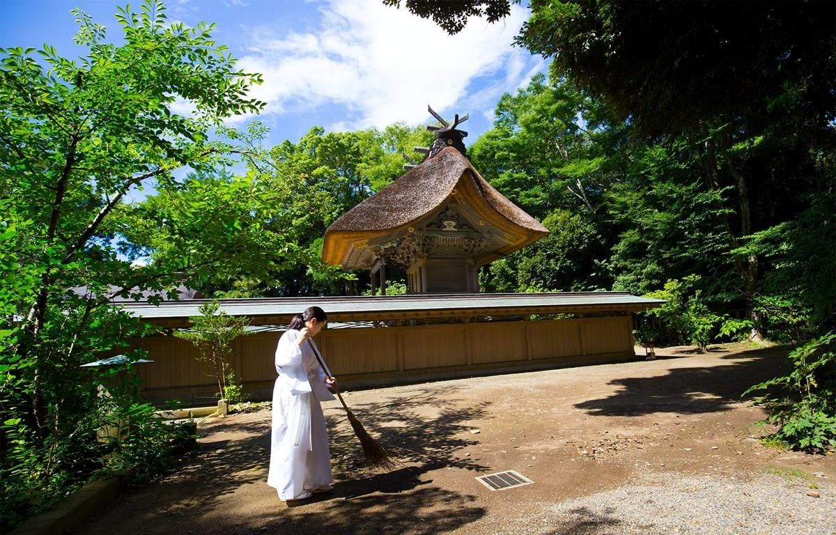 Japan is a favourite destination for Vietnamese tourists in recent years (Photo: VietnamPlus)