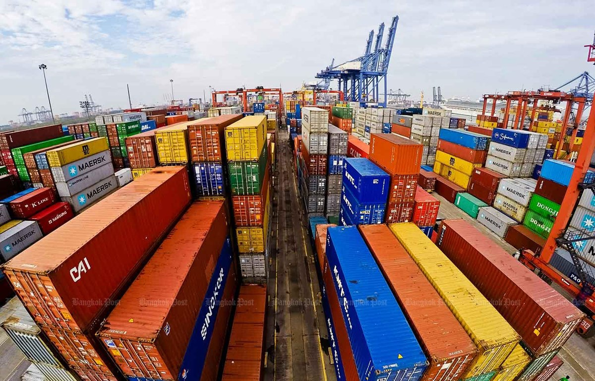 Thailand aims to double cargo handling income