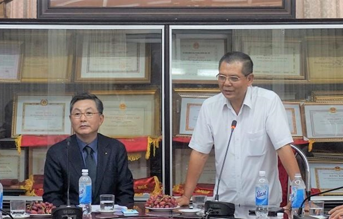 Hanoi boosts press cooperation with RoK