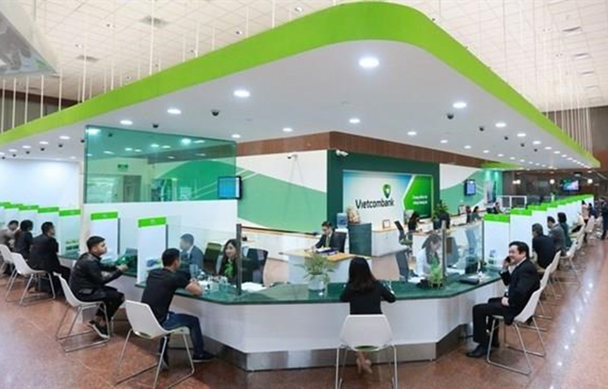Vietcombank leads in first-half pre-tax profits