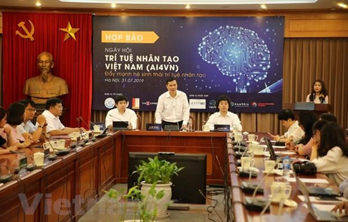 Vietnam artificial intelligence day to take place in August