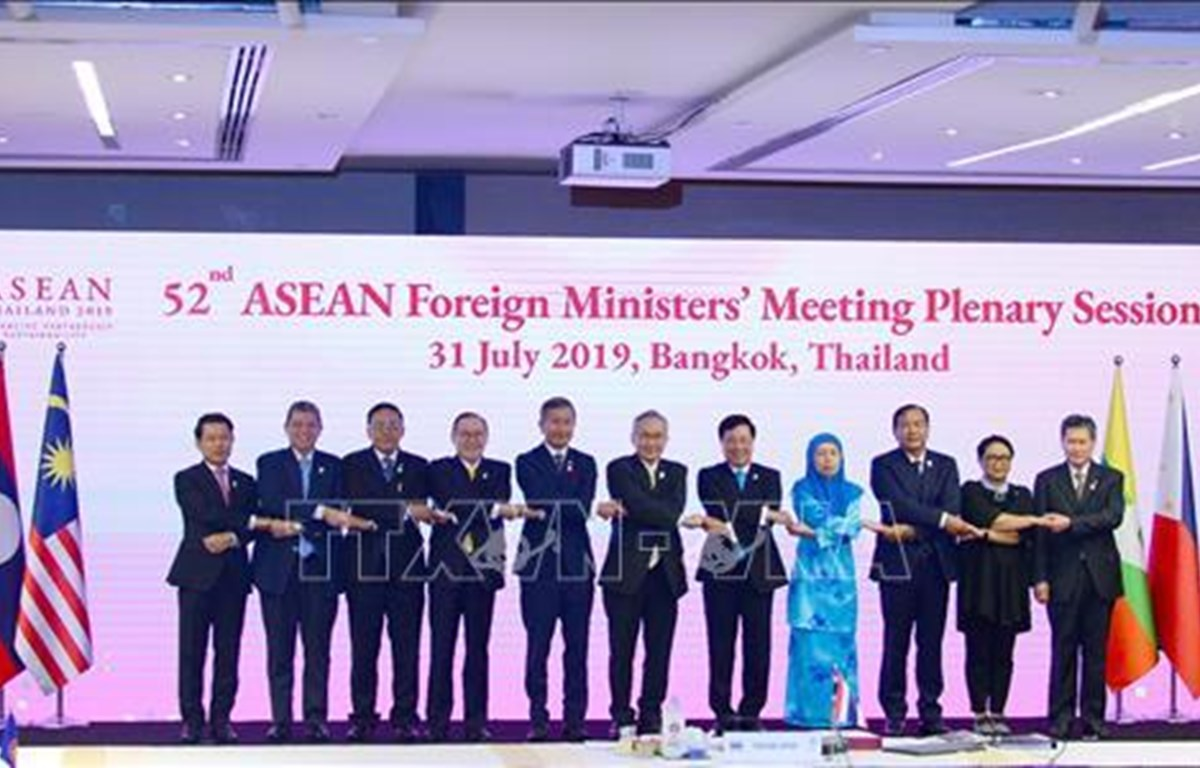 Deputy PM voices concern over developments in East Sea at AMM-52