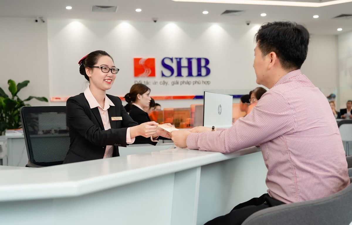 Commercial bank SHB's pre-tax profit surges 57 percent in Q2