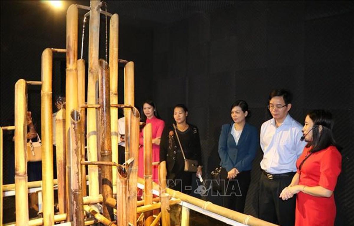 Dak Nong opens sound exhibition house