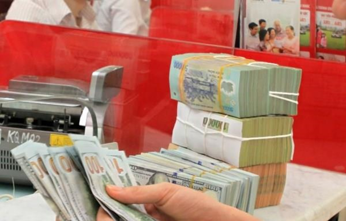 Reference exchange rate up 6 VND on August 1