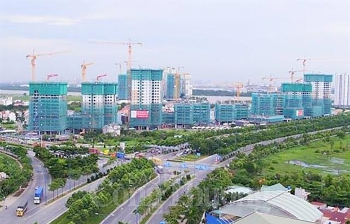 HCM City's estate market expected positive growth