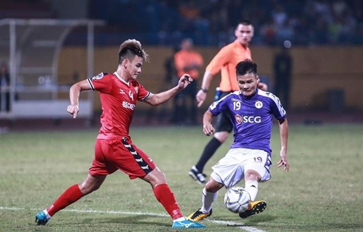Hanoi FC advance to AFC Cup 2019 inter-zone semi-finals