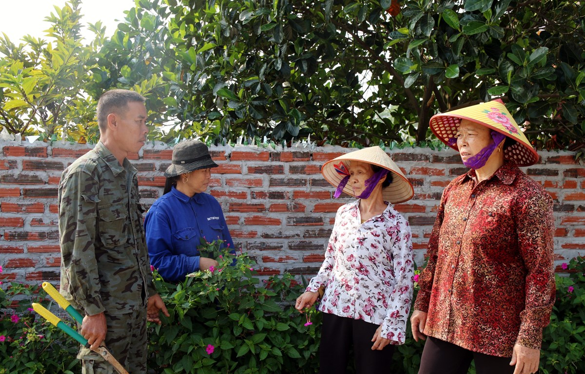 Quang Ninh has first model new style rural commune