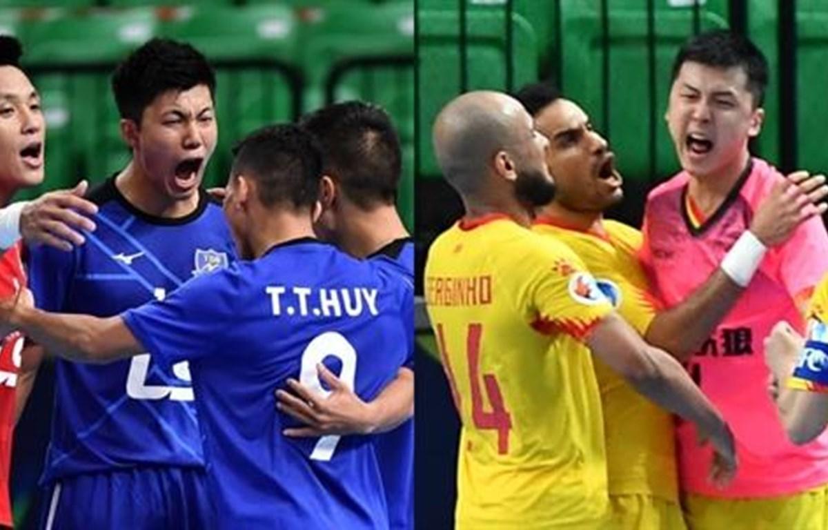 Thai Son Nam put best foot forward at AFC tournament