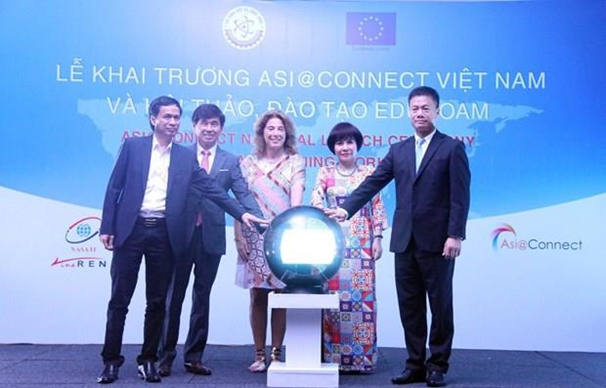 Asia@Connect project launched to bridge regional R&E activities