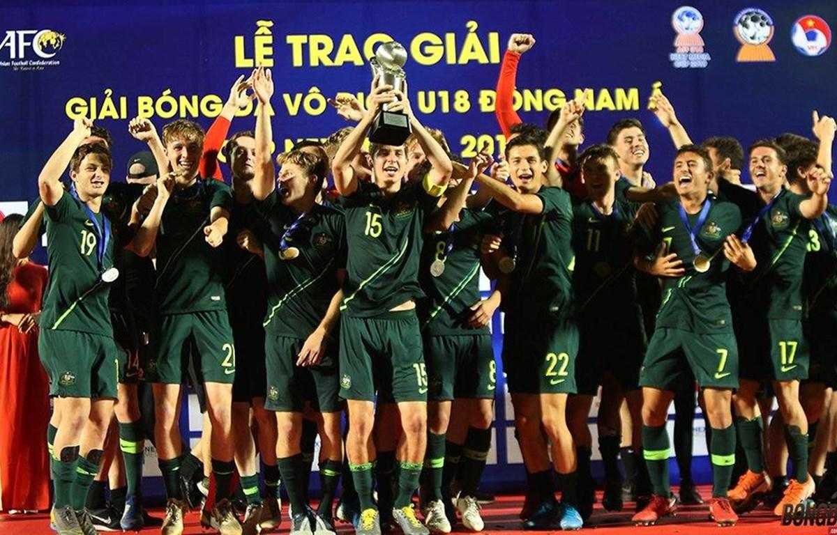 Australia crowned champion at AFF U18 Championship 2019