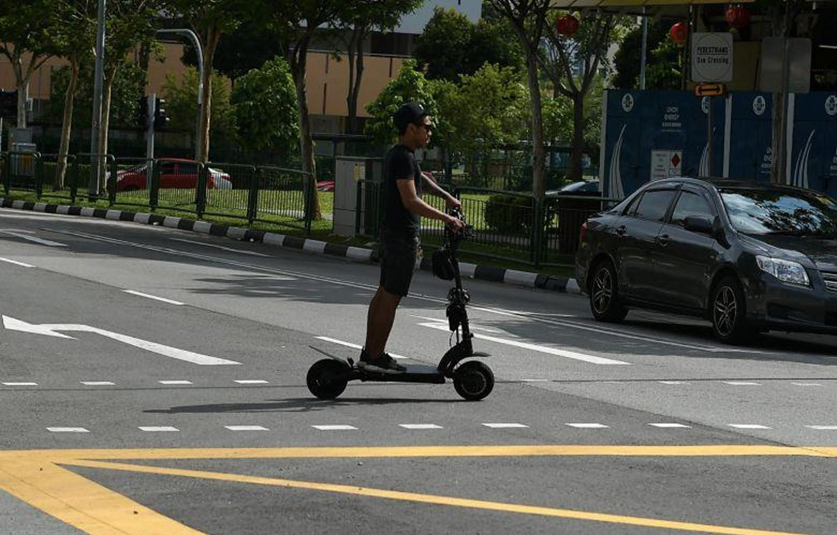Singapore tightens use of personal mobility devices