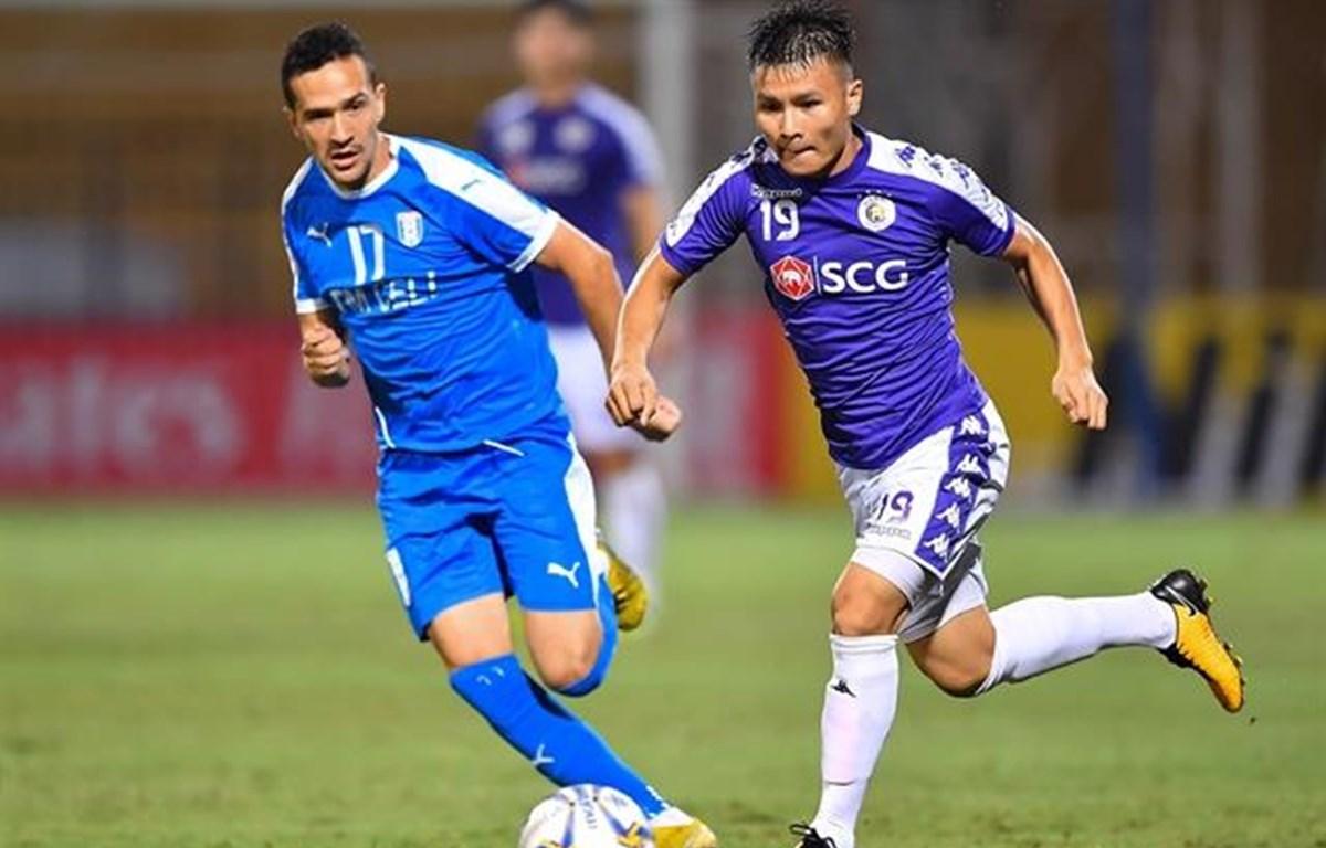 Hanoi FC defeat Altyn Asyr in AFC Inter-Zone semi-finals