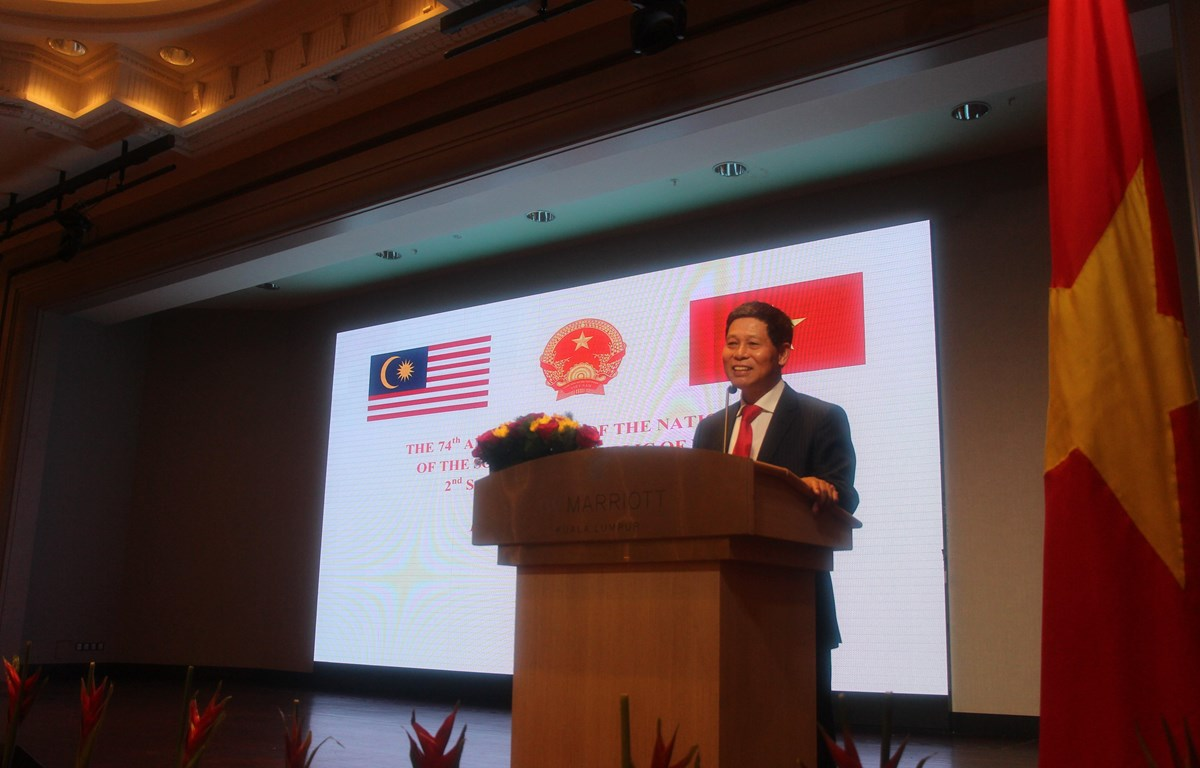 Vietnam's National Day marked in Malaysia