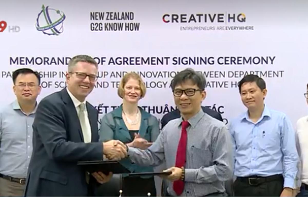New Zealand helps HCM City develop startup ecosystem