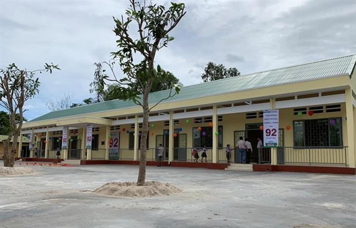 Cargill finances construction of more schools in Vietnam