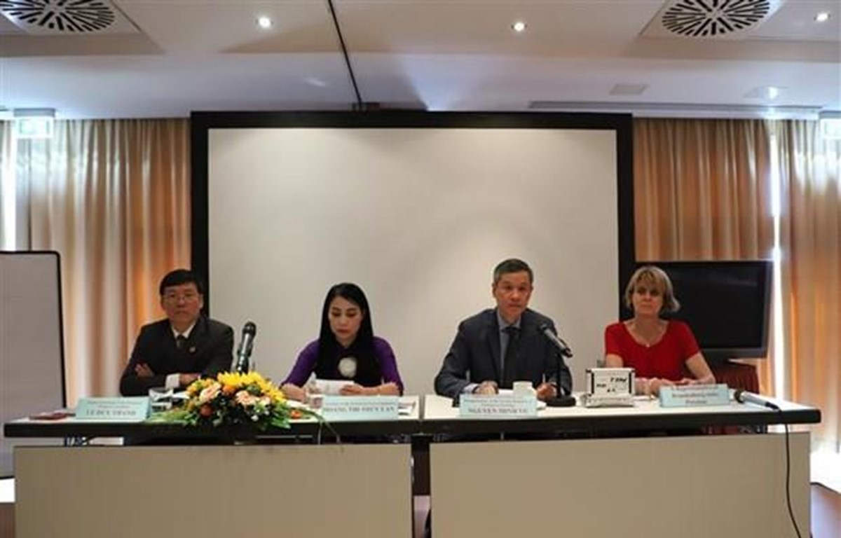 Vinh Phuc promotes investment potential in Germany