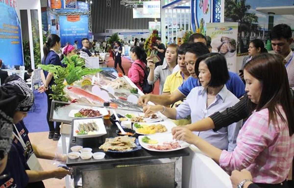 Vietfish 2019 opens in Ho Chi Minh City