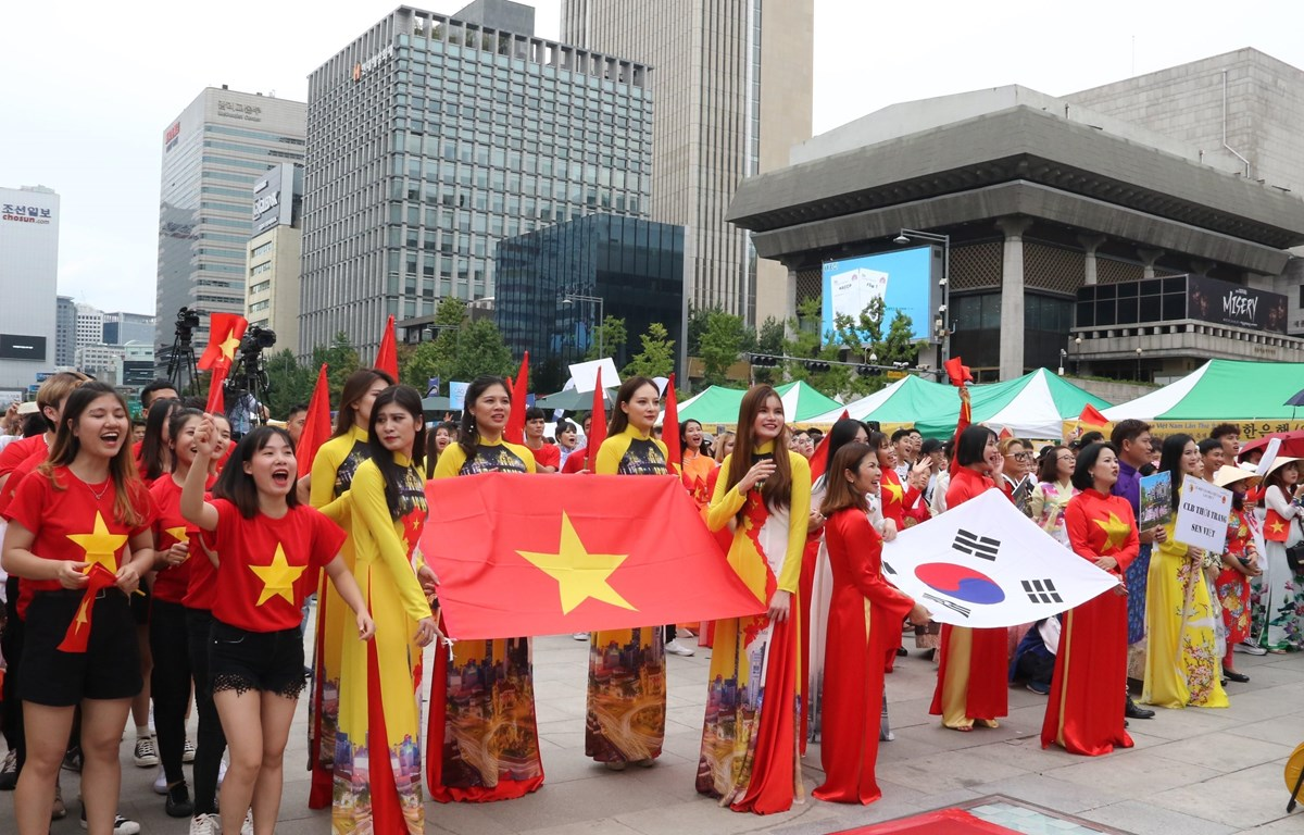 Vietnam cultural festival in full swing in RoK