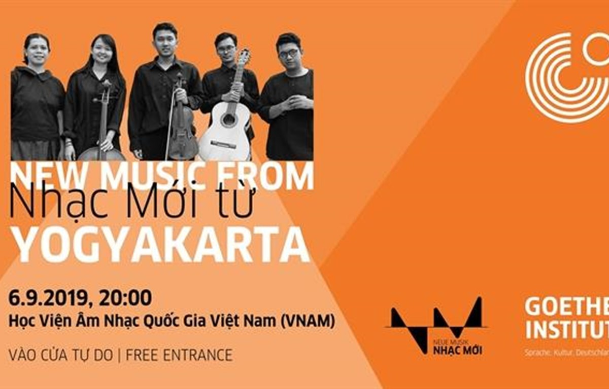 Indonesian ensemble performs contemporary music in Hanoi