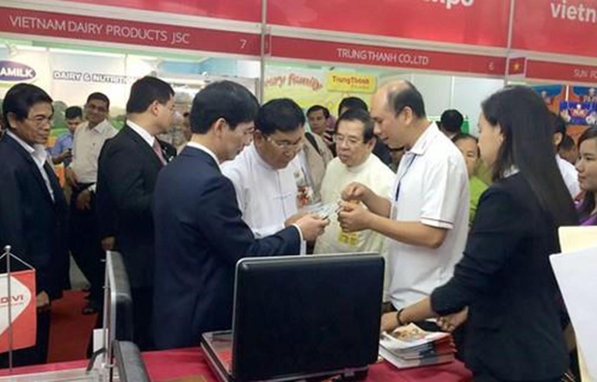 Biggest Vietnamese trade fair in Myanmar to run in December