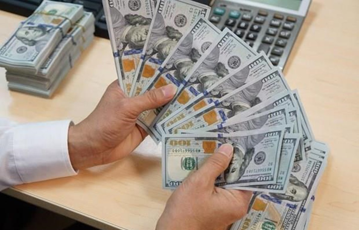 Reference exchange rate down 6 VND on September 5