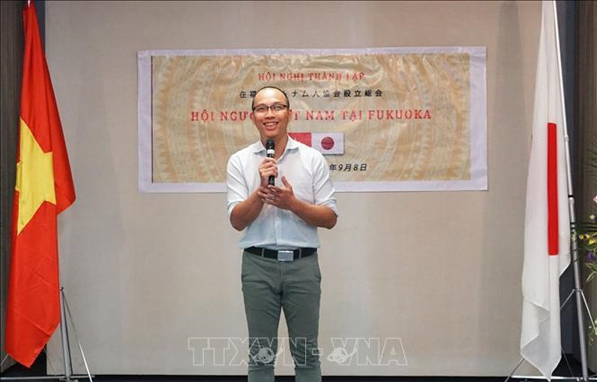 Vietnamese Association in Fukuoka formed