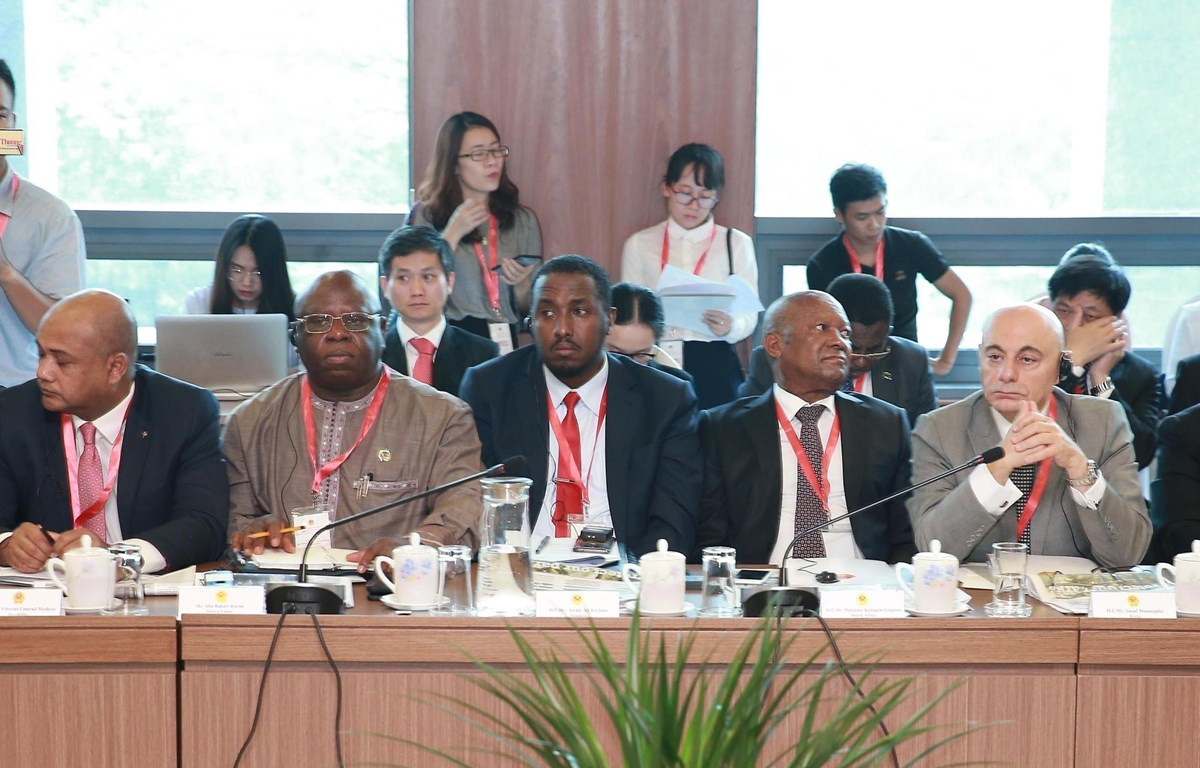 Conference held to tap potential market of Middle East-Africa
