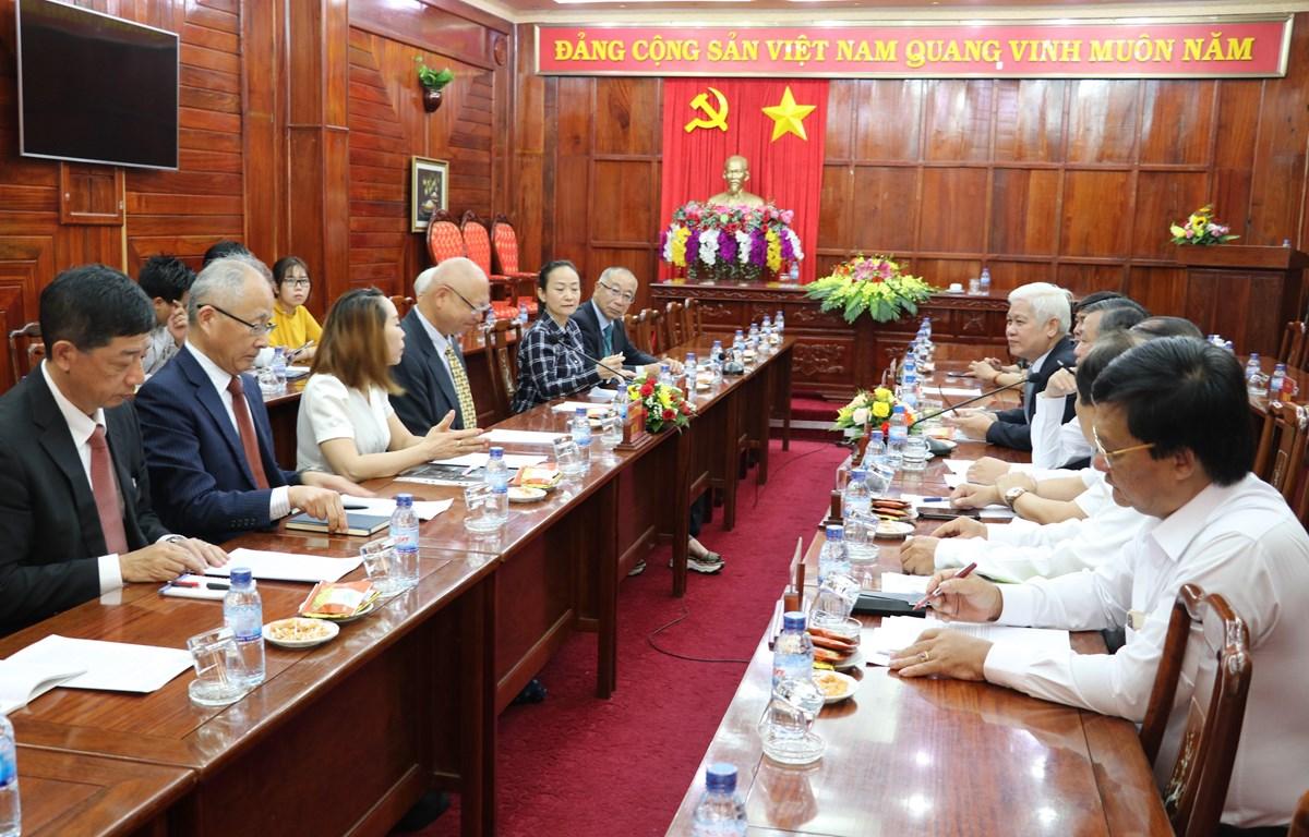Binh Phuoc endorses Japanese investment