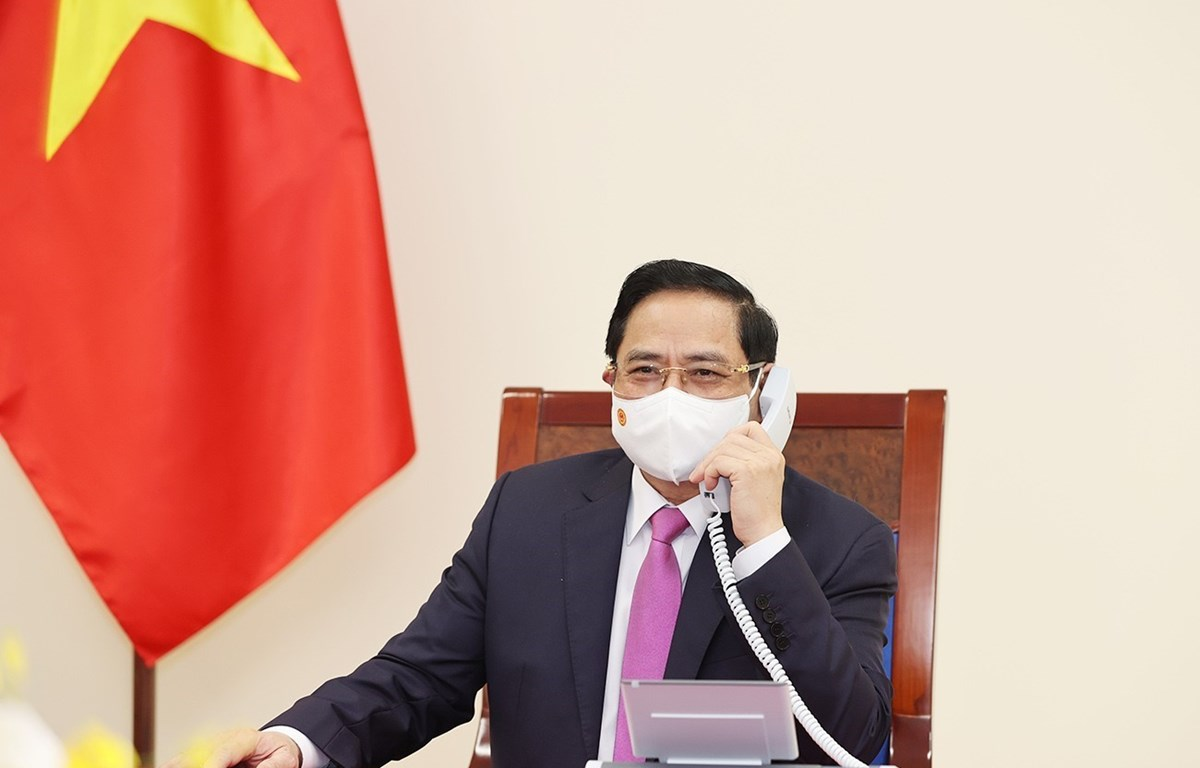 Prime Minister Pham Minh Chinh