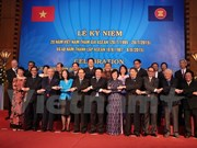 Vietnam celebrates 20-year membership with ASEAN
