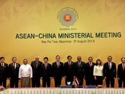 ASEAN, Chinese officials review DOC implementation