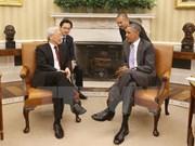 US Ambassador hails Party leader US visit