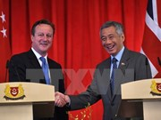 Singapore, UK enhance cyber space security cooperation