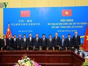 Vietnam, China hold first deputy minister-level security dialogue