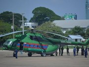 Bodies of all 23 in Lao chopper crash recovered