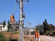 Vinh Long completes upgrades of rural electricity network