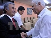 Vietnam News Agency strengthens ties with Cuban news agency