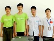 Vietnam reaps best results at Int'l Informatics Olympiad