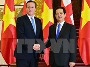 UK to strengthen ties with ASEAN