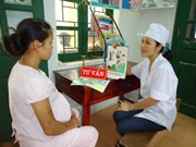 Hau Giang to curb mother-to-child HIV transmission
