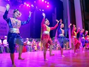 ASEAN traditional music festival opens in Thanh Hoa