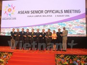 ASEAN senior officials commence session