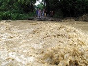 Floods cause severe damage, six deaths