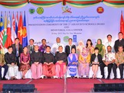 ASEAN Environment Year 2015 celebrated in Myanmar