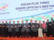 Senior officials from ASEAN and partners meet in Malaysia