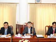 Vietnam, Laos bolster inspection cooperation