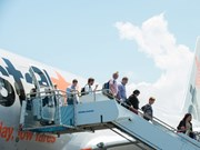 Jetstar Asia opens direct flight from Singapore to Da Nang